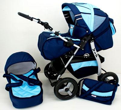 Как выбрать недорогую коляску для новорожденного