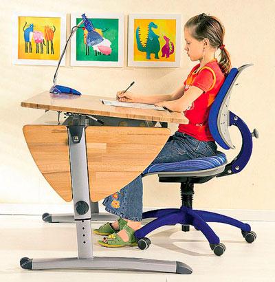 столы гарнитуры для детей к школе в 5 класс 3