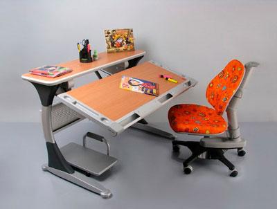 столы гарнитуры для детей к школе в 1 класс