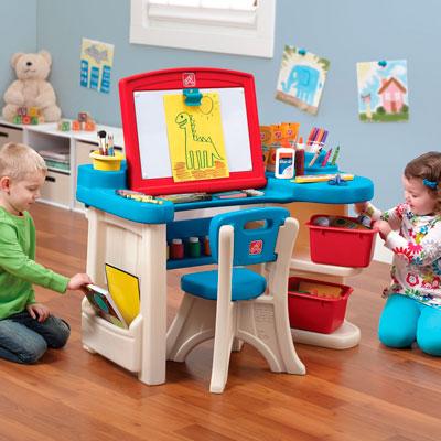 Какой стол выбрать ребенку 3 года
