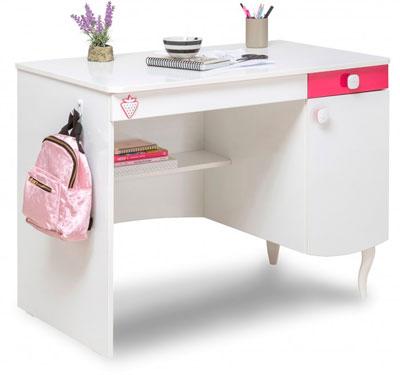 красивый стол для девочки в 1 класс
