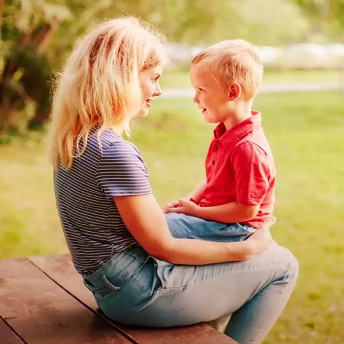 Короткие стихи про маму для детей 4-5 лет