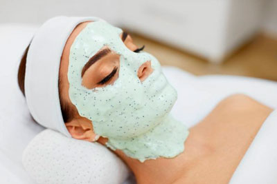 рецепт альгинарной маски для лица