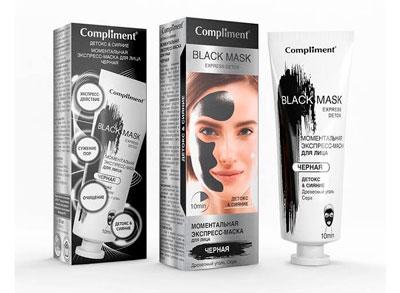 Моментальные маски для лица