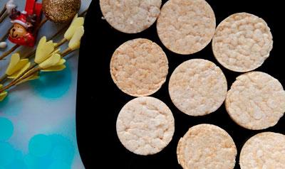 детские рисовые хлебцы