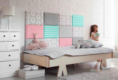 Оформление стен в детской комнате фото 2