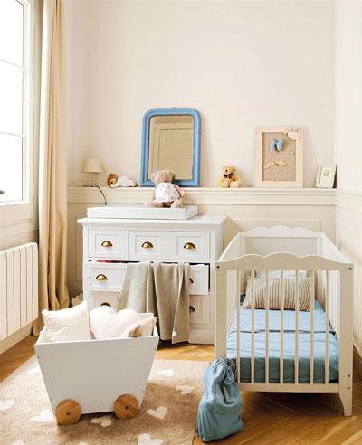 организация детской комнаты для новорожденного 2