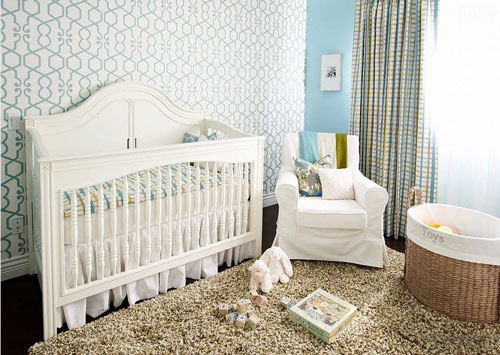 организация детской комнаты для новорожденного 5