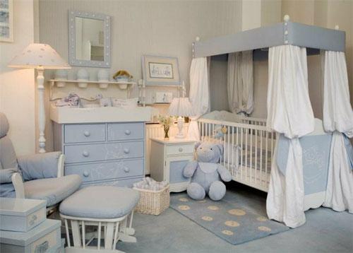 организация детской комнаты для новорожденного 8