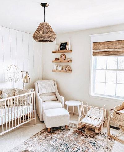 организация детской комнаты для новорожденного 9