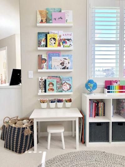 как организовать порядок в детской