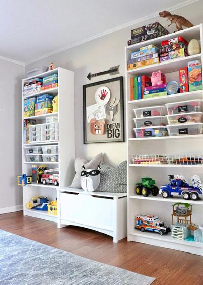 как правильно организовать детскую комнату для двоих детей 7