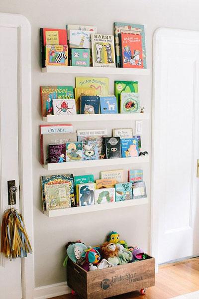 организация хранения в детской 3