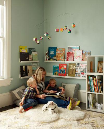 организация хранения в детской 4