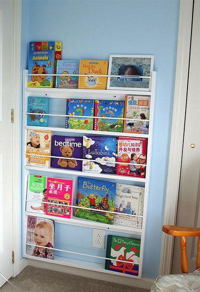 организация хранения в детской 6