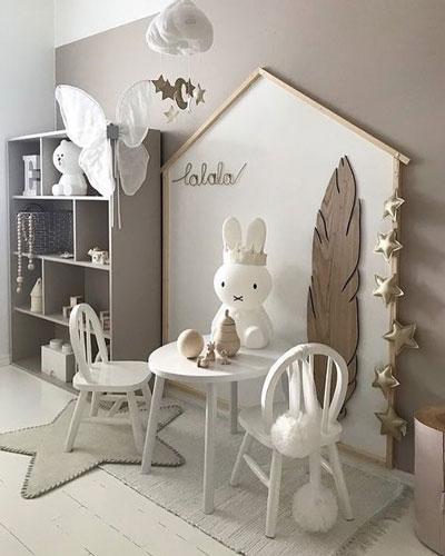 как правильно организовать детскую комнату в доме