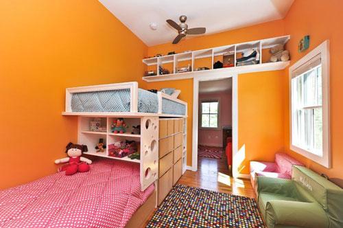 организация порядка в детской комнате 2