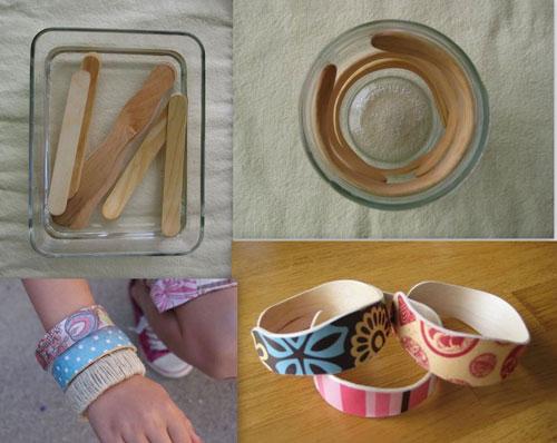 поделки из палочек от мороженого для детей 8 лет