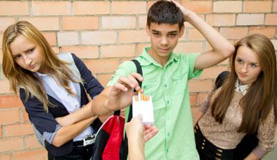 Подросток начал курить: что делать родителям советы психолога