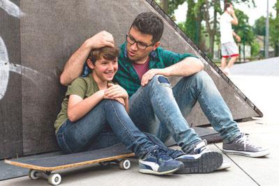 Правильное воспитание мальчиков-подростков