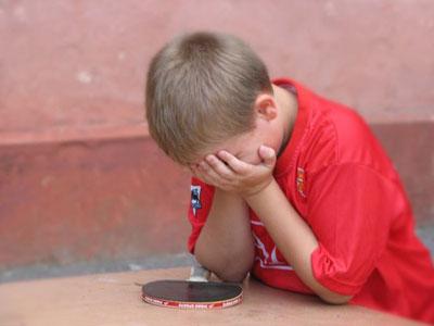 ребенок не умеет проигрывать сразу плачет