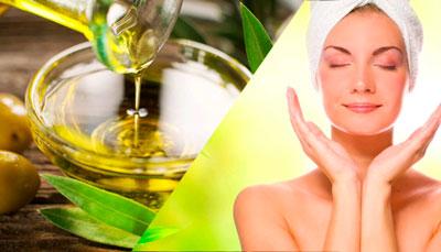маска для сухой кожи лица с оливковым маслом