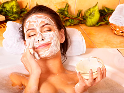 Рецепт маски для сухой кожи лица из сметаны