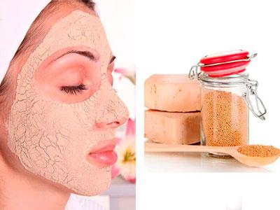 Рецепт маски для сухой кожи лица дома