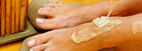 лечение трещин на пятках с помощью прополиса