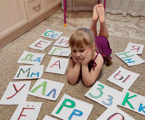 """Стихи про букву """"В"""" для детей 3 лет"""