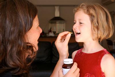 осенние витамины для детей