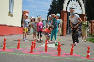 во что можно поиграть на улице детям 5-6 лет