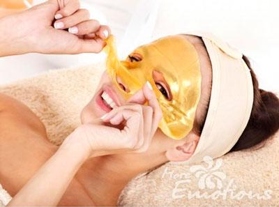 «Золотая» маска для сухой кожи