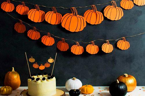 самые необычные украшения для дома на Хэллоуин 7