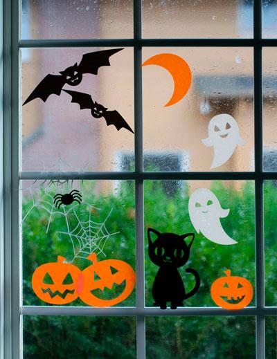 самые необычные украшения для дома на Хэллоуин 5