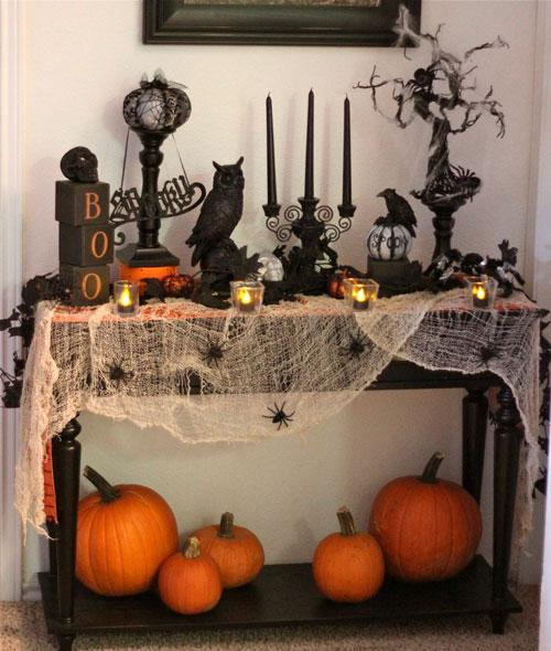 как сделать украшения на хэллоуин 10