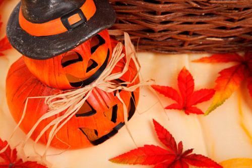 как сделать украшения на хэллоуин 9