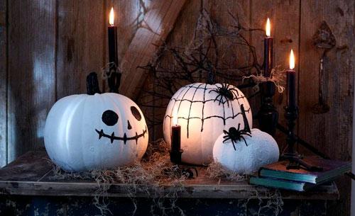 как сделать украшения на хэллоуин 8