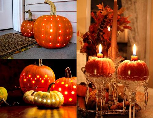 как сделать украшения на хэллоуин 6