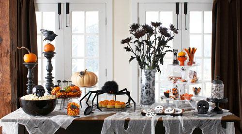 как сделать украшения на хэллоуин 4