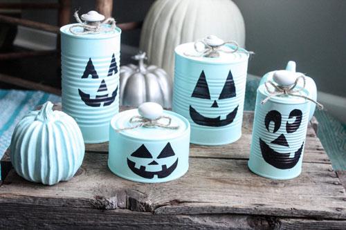как сделать украшения на хэллоуин 3
