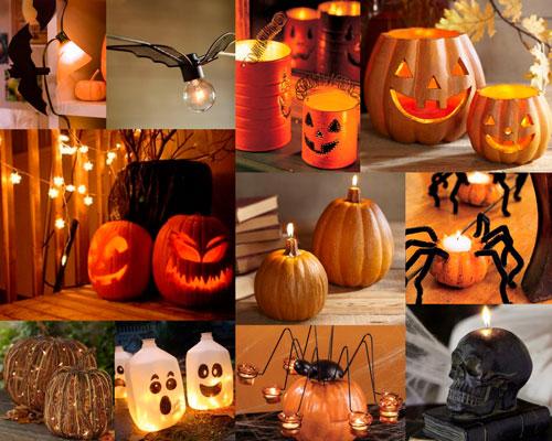 украшение комнаты на Хэллоуин своими руками 10