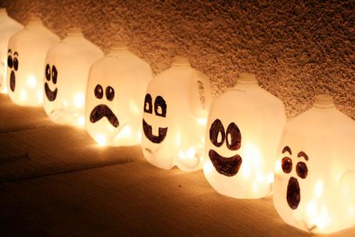 декор на Хэллоуин своими руками 4