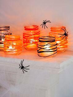 украшение дома на Хэллоуин своими руками 5