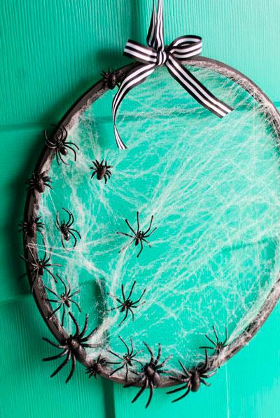 украшение квартиры на Хэллоуин своими руками 6