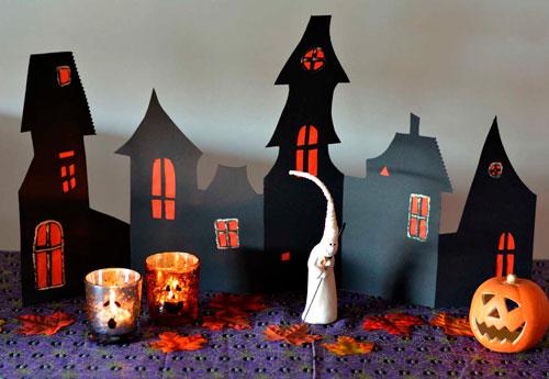 декор на Хэллоуин своими руками 2