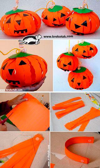 декор на Хэллоуин своими руками 10