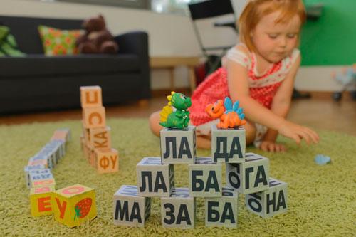 Стихи про букву Е для детей 2-3 лет
