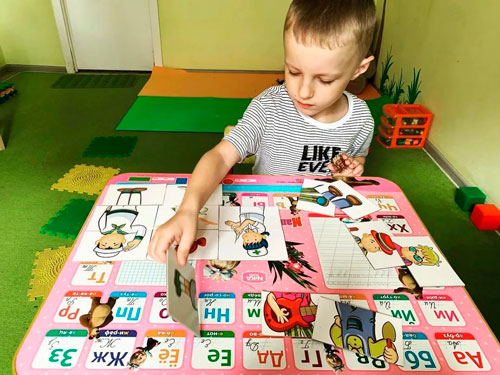Стихи про буквы Е и Ё для детей 3-5 лет