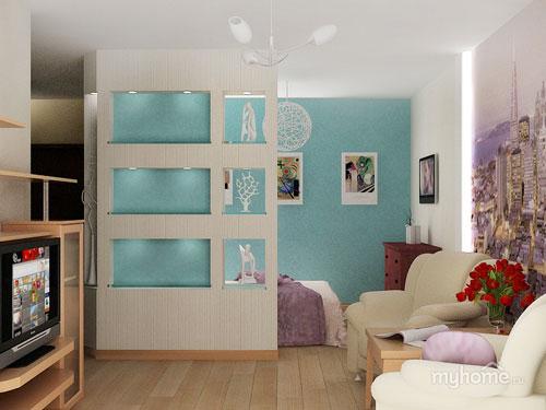 детская зона в однокомнатной квартире своими руками 7